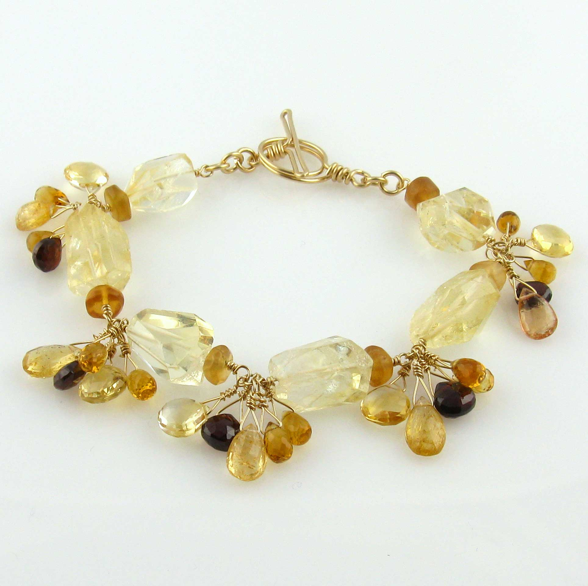 chains pixiu chinese meaning yellow pi charm crystal citrine quartz natural jewelry xiu bracelet bangles beaded silver product bracelets